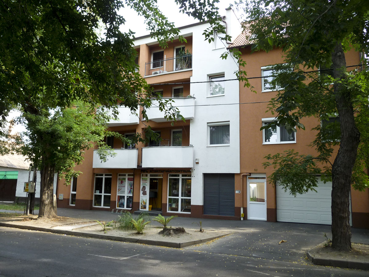 Debrecen Honvéd utca 62.