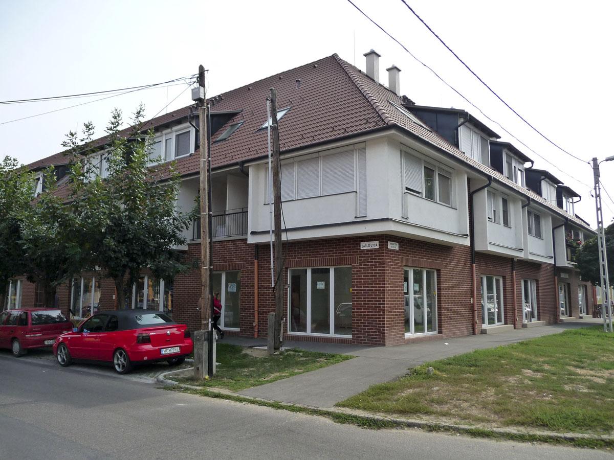 Debrecen Árpád tér 16-18.