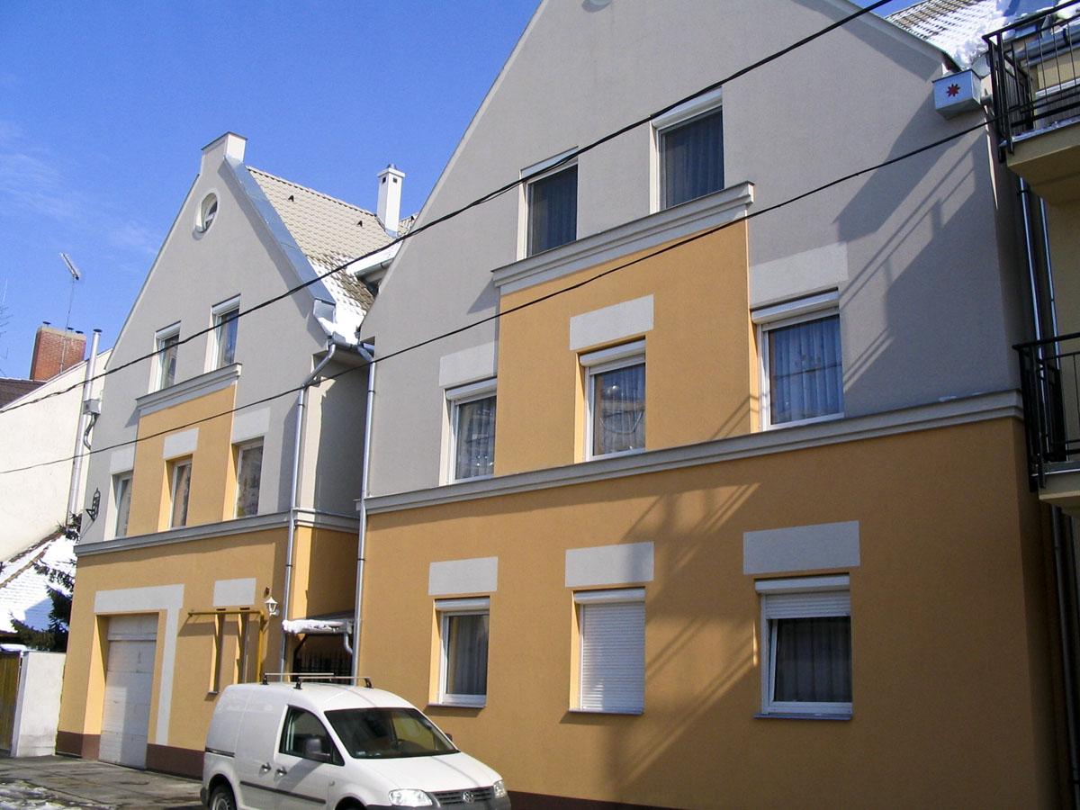 Debrecen Lorántffy utca 6-8.