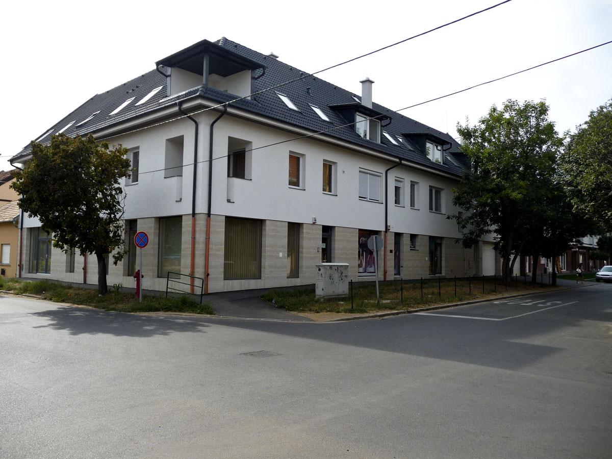 Debrecen Sarló utca 3.